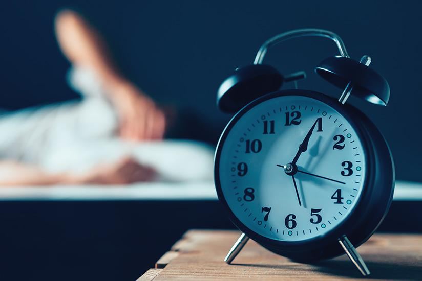 Schlafprobleme als Folge gestörter Leberfunktionen